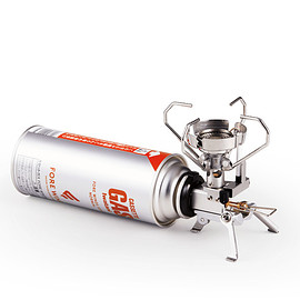 IWATANI, FORE WINDS - MICRO CAMP STOVE FW-MS01