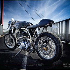 Ace Cafe London & Stonebridge Motor Company - Ace 1200CR Street Special