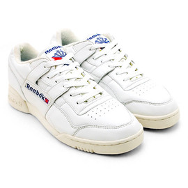 Reebok - WORKOUT PLUS VINTAGE (WHITE)