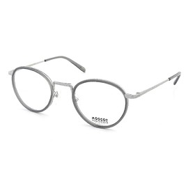 MOSCOT - BUPKES 48size GREY/SILVER