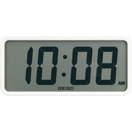SEIKO - STANDARD Digital Clock SQ415W