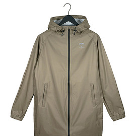PACK MACK - #300 parka timothy straw