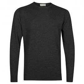 JOHN SMEDLEY - Queally In Charcoal