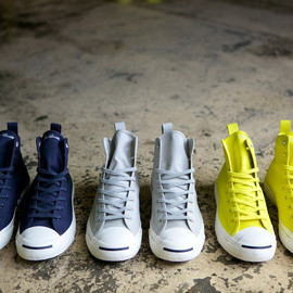 Converse, Jack Purcell - Hancock Vulcanised Articles x Converse First String Jack Purcell 2014 Spring/Summer Collection
