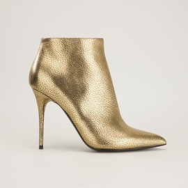 Alexander McQueen - Pointed Toe Ankle Boots