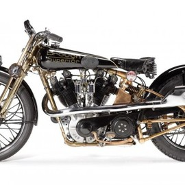 moby djck - The Brough Superior SS100