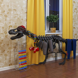 Art. Lebedev Studio - Thermosaurus radiator