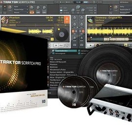 NATIVE INSTRUMENTS - TRAKTOR SCRATCH PRO