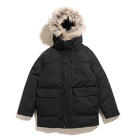 THE NORTH FACE PURPLE LABEL - 65/35 Long Serow-K