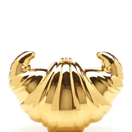 Charlotte Olympia - Croissant Clutch
