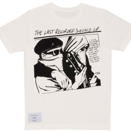 Inoue Brothers - Sonic Youth Men's T-Shirt (White)