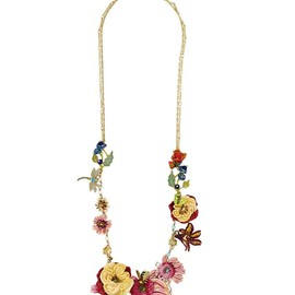 JARDIN D'AMOUR NECKLACE