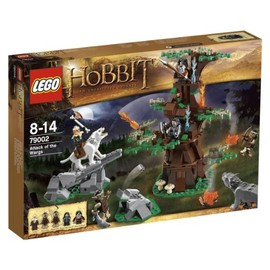 LEGO - The Hobbit: Attack of the Wargs (79002)