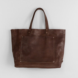 Stanley & Sons - LEATHER TOTE