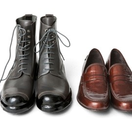 DIESEL BLACK GOLD - Boots and Shoes