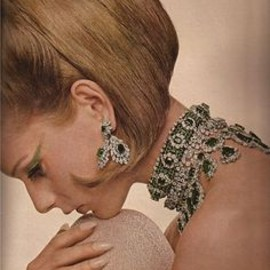 Van Cleef and Arpels - Bert Stern, Vogue, October 1966