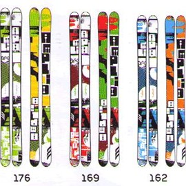 Greenlight Fat Ski 2013