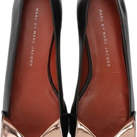 MARC JACOBS - bow/flats