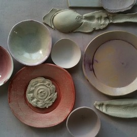 stoneware and porcelain
