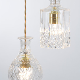 Crystal Bulb Table Light