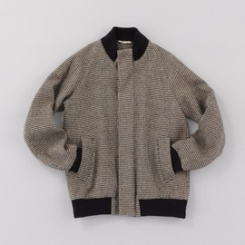 ARTS&SCIENCE - Fly Front Blouson