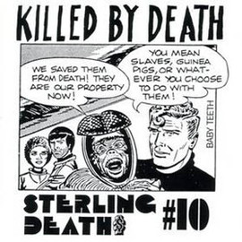 Various Artists - KILLED BY DEATH #10