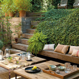 outdoor dining - my favorite things