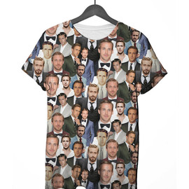 NYLON MAGAZINE - Ryan Gosling T-Shirt