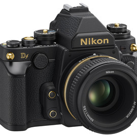 Nikon - Nikon Df Black Gold Edition