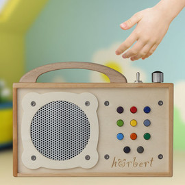 Hörbert  - mp3 Player for Kids