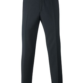 Lanvin - tailored straight fit trousers