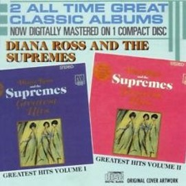 Dianna Ross and The Supremes(ダイアナ・ロス&シュープリームス) - Greatest Hits Volume I / Greatest Hits Volume II