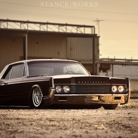 Lincoln - Continental Coupe 1966