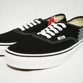 Vans Authentic Studs Custom