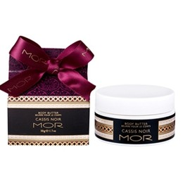 MOR - Cassis Noir Body Butter