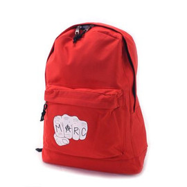 MARC BY MARC JACOBS - マークバイマークジェイコブス FIST BACKPACK バックパック/リュックサック レッド 95325