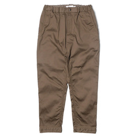 White Mountaineering - Stretch Piquet Easy Pants