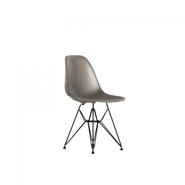 Charles & Ray Eames - DSR SHELL CHAIR SPARROW/BLACK LEG