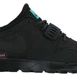 NIKE SB - Trainerendor Low - Black/Teal