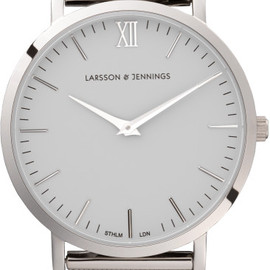Larsson & Jennings Saxon Gold Watch