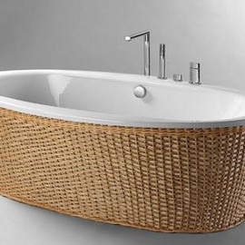 CONDOR BALNEO - UNIQUE BATH TUB WITH BASKET