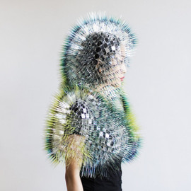 "Maiko Takeda - ""Otherworld Headdresses"""