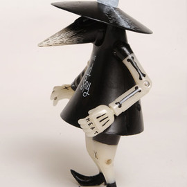 Mcbess - Spy Vs. Spy Custom Toy Project: McBess