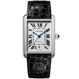 Cartier - Tank Solo XL Automatic / 3hands & Date