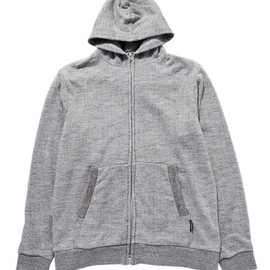 HOLLYWOOD RANCH MARKET - Ruffi Pile Zip Hoodie