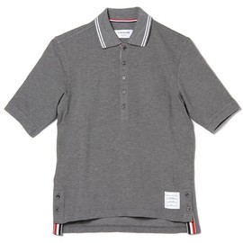 THOM BROWNE - S/S 5B POLO