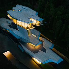 Moscow, Russia - Capital Hill Residence