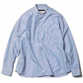 SOPHNET. - THOMAS MASON BIG BAND COLLAR SHIRT