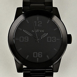 NIXON - CORPORAL SS ALL BLACK