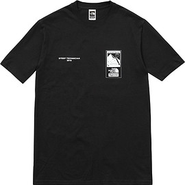 Supreme, THE NORTH FACE - Steep Tech T-Shirt